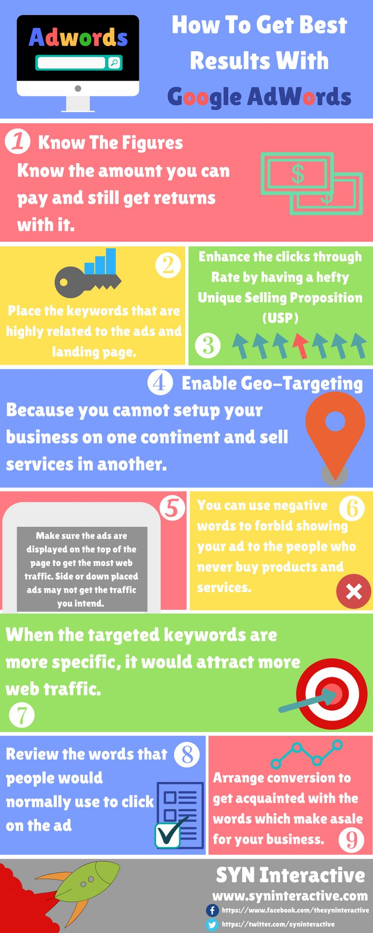 How to Get Best Results With Google AdWords #infographic http://bit.ly/2mvUxoF
