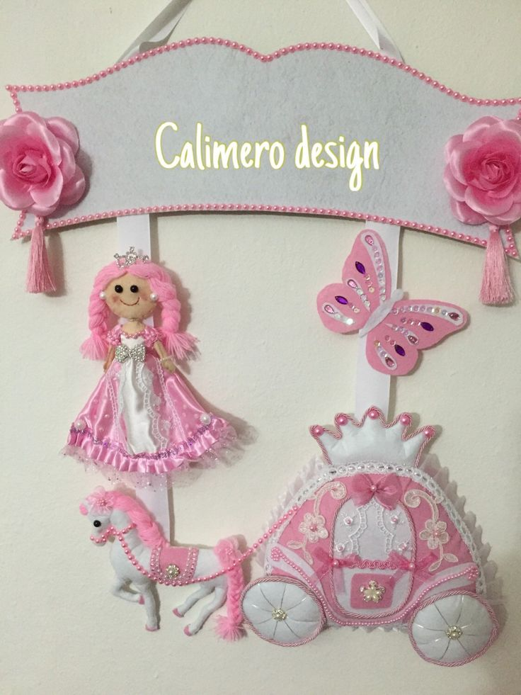 Princess Cindrella nursery decor, Princess Nursery Wreath, Princess Baby Wreath, Baby Room Decor, Personalized gifts, Name banner by Calimerodesign on Etsy https://www.etsy.com/listing/259090582/princess-cindrella-nursery-decor