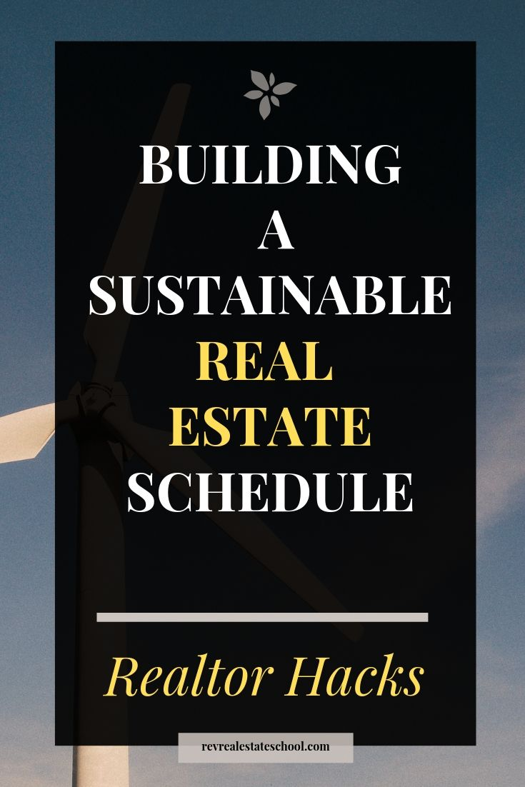 Real Estate Agent Prospecting Schedule. Maintain a prospecting plan in real esta…