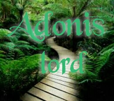 Adonis lord