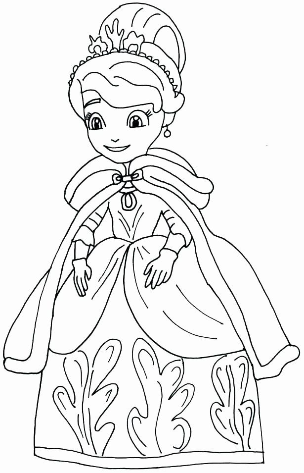 Sophia The First Coloring Book Awesome Princess Sofia Drawing At Paintingvalley In 2020 Princess Coloring Pages Disney Princess Coloring Pages Poppy Coloring Page