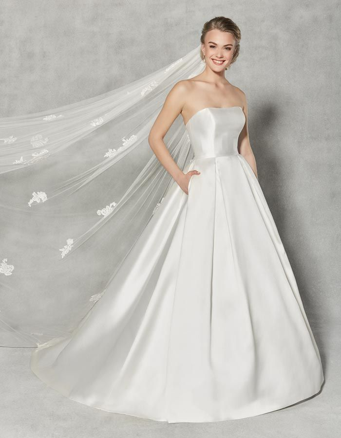 wedding dress style this strapless wedding dress austen is a contemporary 9268