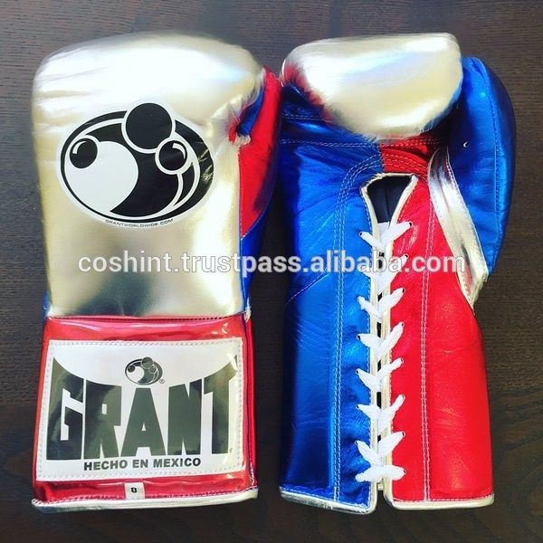 Silver Grant Boxing Gloves Supplier | Equipment Supplier #cosh #international #grant #mexican #boxing #gloves #mexico #supplier #maker #leather #glove #important #everlast