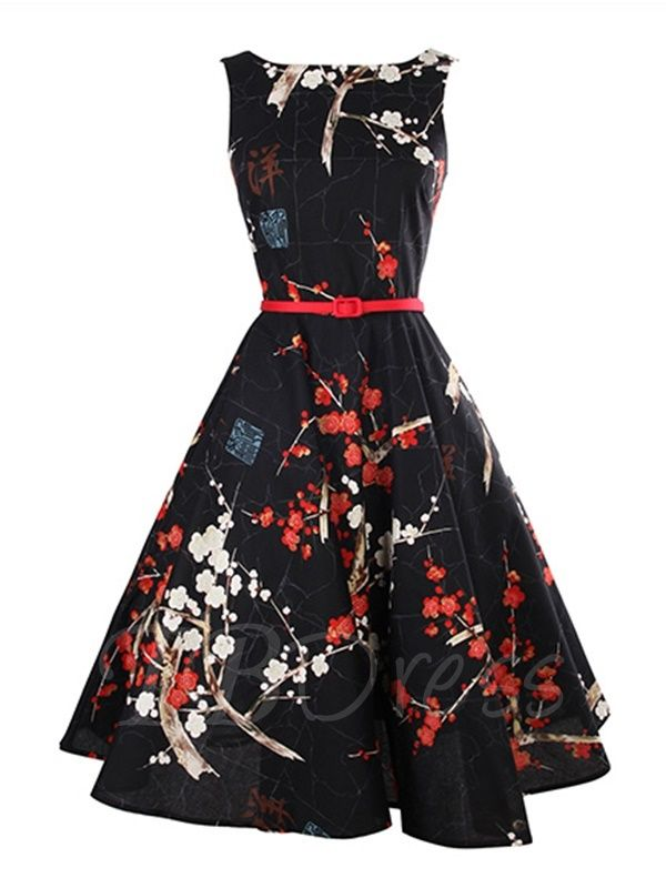 Tbdress.com offers high quality Floral Suspenders Women's Day Dress  Day Dresses unit price of $ 27.99.