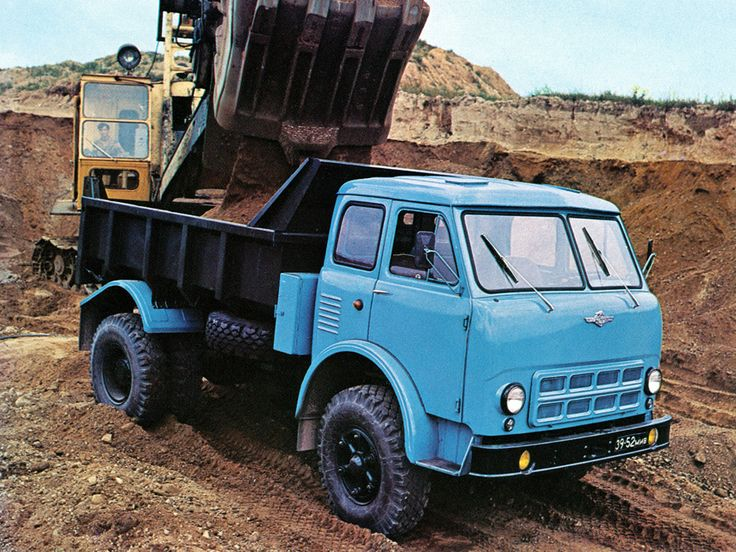 МАЗ-503А '1970–77