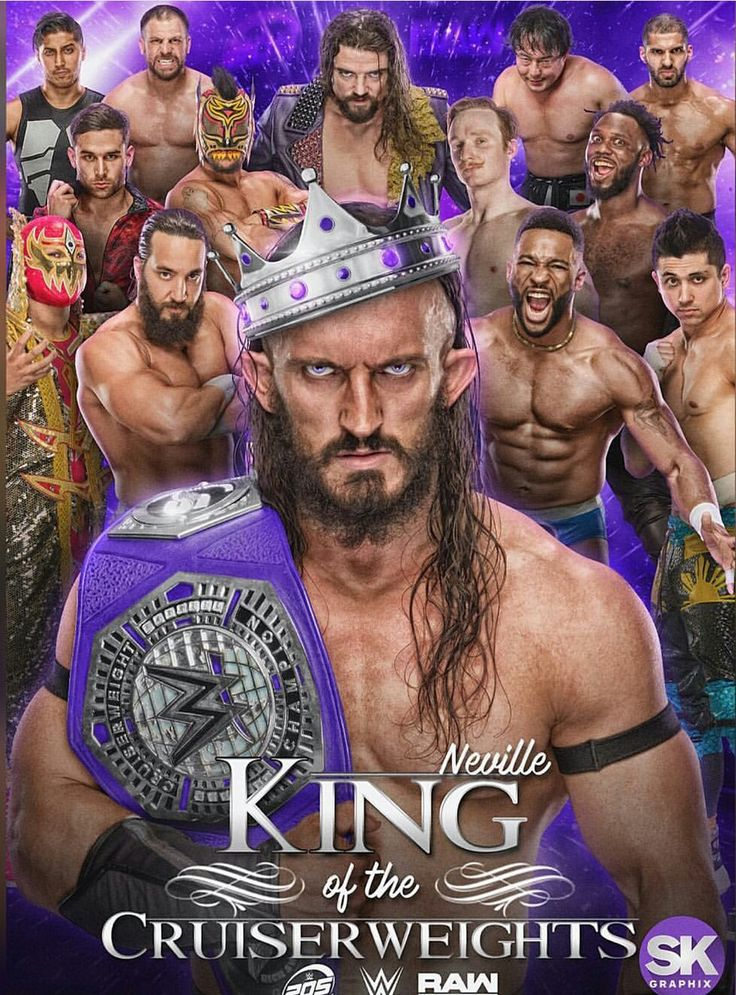 King of the cruiserweights