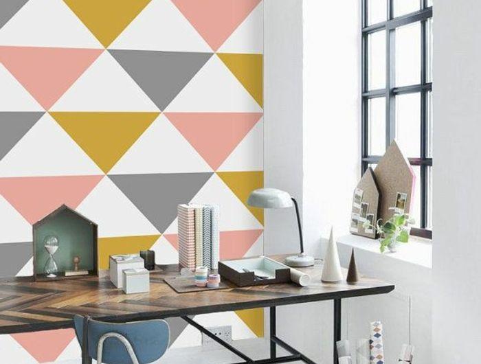 25 best ideas about papier peint intiss on pinterest intiss papier inti - Poser du papier intisse ...