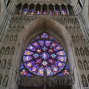 Reims Cathedral - Reims, France