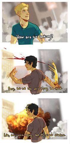Harry Potter/ Percy Jackson Crossover The seven demigods are still n… #fanfiction Fanfiction #amreading #books #wattpad