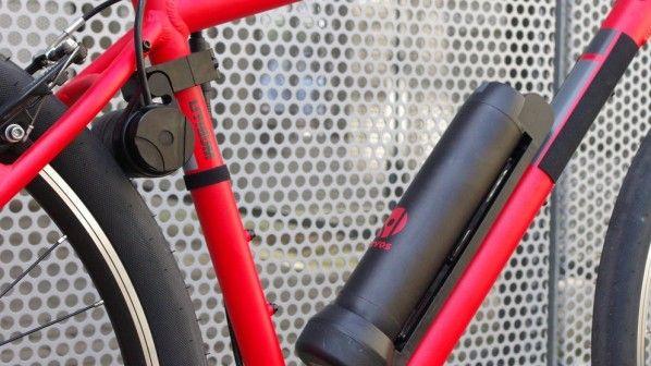 Nachrüstsatz für 450 Euro: Fahrrad in 10 Minuten zum E-Bike umbauen