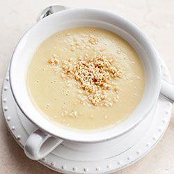 Zupa krem z ciecierzycy | Kwestia Smaku