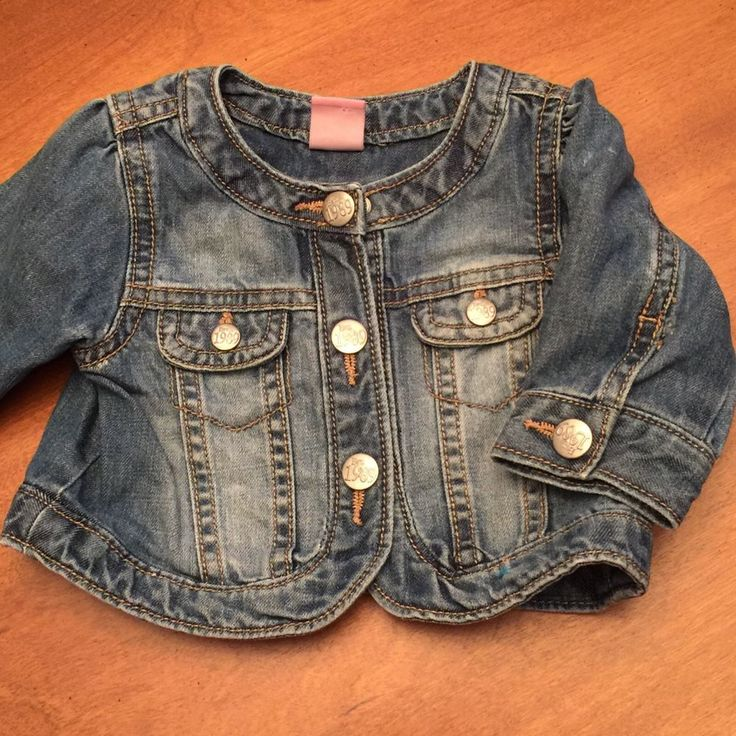 The Children's Place Infant Baby #Denim Jacket 0-3 months #TheChildrensPlace #Jacket