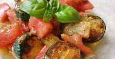 ★600れぽ感謝★デパ地下のズッキーニとトマトのサラダが美味しかったので手作り!炒め玉葱入のマリネがズッキーニに合います