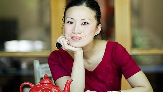 Poh Ling Yeow, a Malaysian-born Australian artist, actress and runner-up in MasterChef Australia.