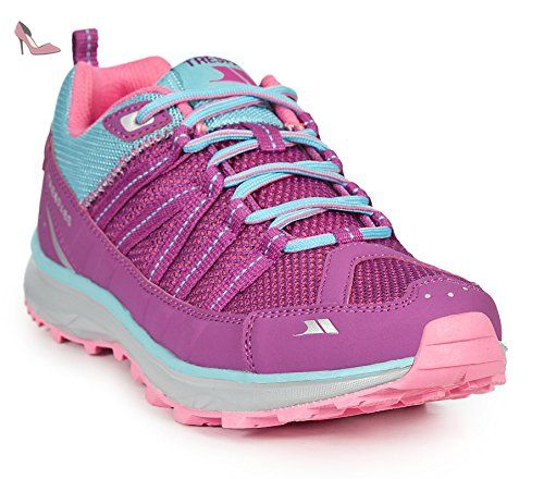 Triathlon, Chaussures de Trail Femme - Rose (Azalea), 41 EU (8 UK)Trespass
