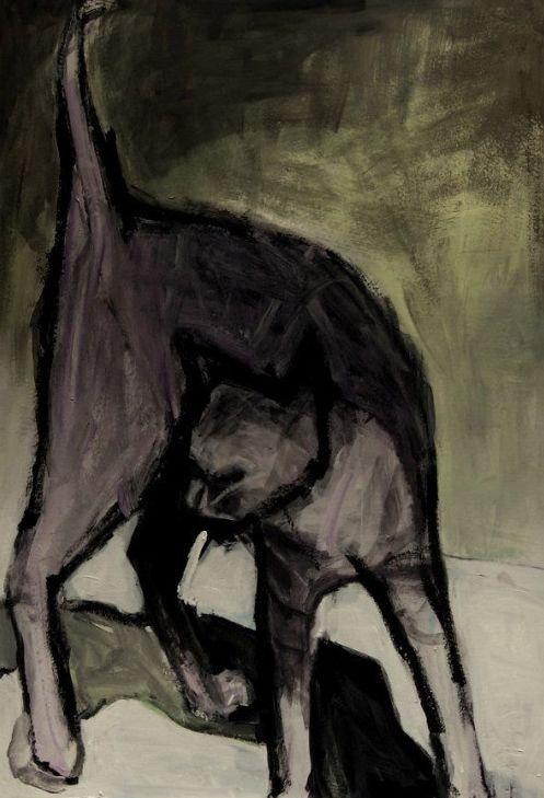 Untitled by Barbara Kroll
