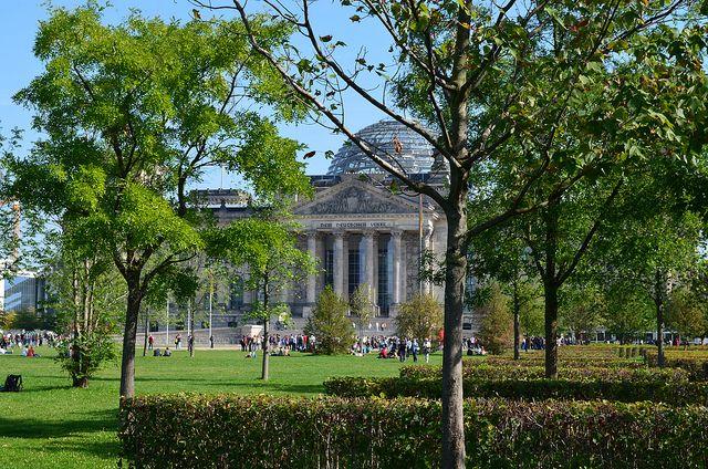Reichstagsgebäude - Deutscher Bundestag, Berlin, Germany | Flickr - Photo Sharing!
