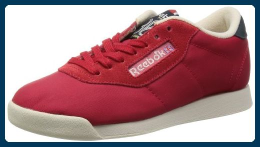 Reebok Schuhe Princess Vintage Inspired Damen red-gravel-sandtrap (V55112), 38,5, rot - Sneakers für frauen (*Partner-Link)