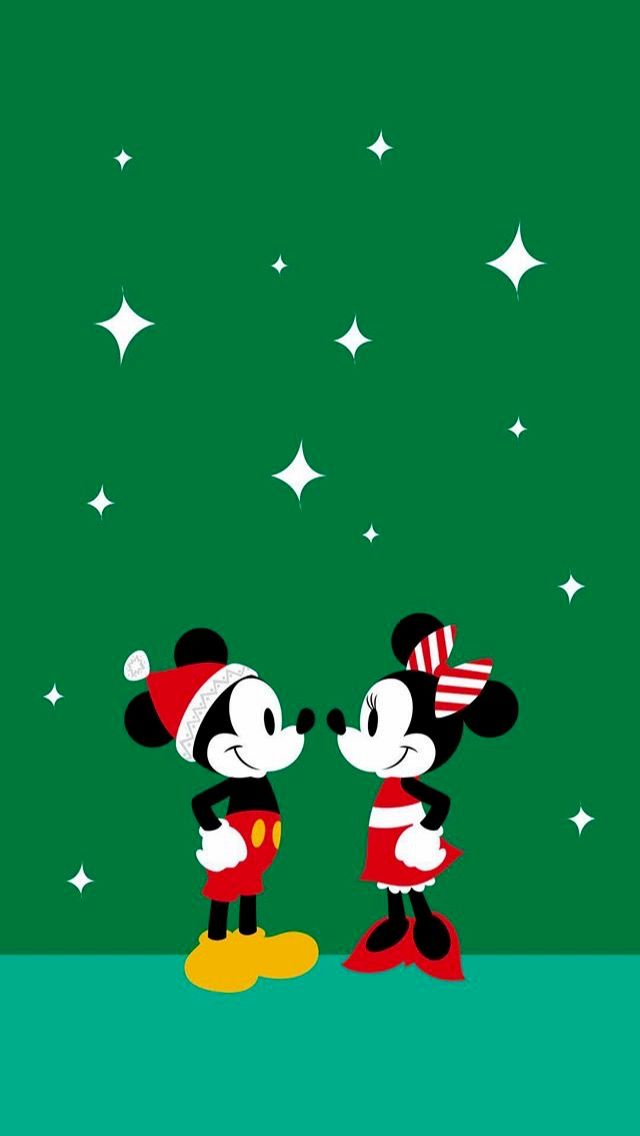 Creds Disney S Instagram Story It S So Cute Christmas Phone Wallpaper Wallpaper Iphone Christmas Cute Christmas Wallpaper