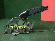 1970 - 1976 Chevrolet Corvette emergency parking brake hand brake lever OEM