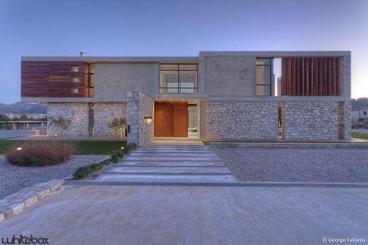 Stone House In Anavissos,© George Fakaros
