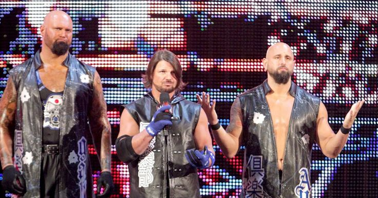 And it would be Too Sweet. AJ Styles hints The Club could reform to battle The S...