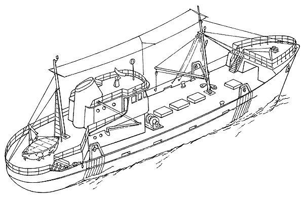 u boat diagram sides