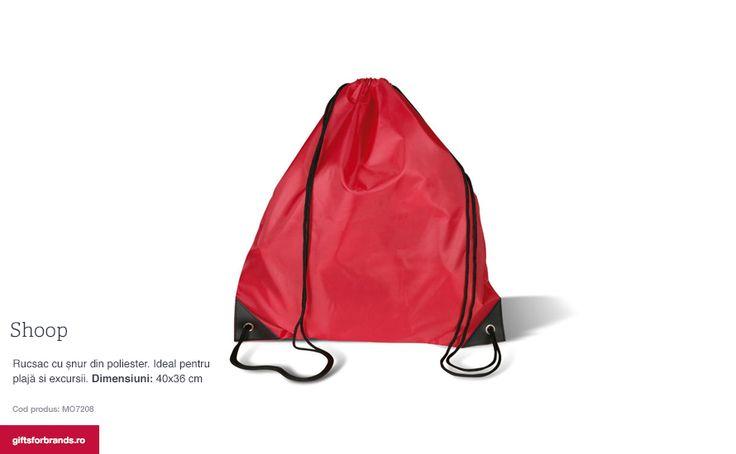 Vrei ca brandul tău să fie văzut ca suporter al bunei dispoziții? Un rucsac pentru vară personalizat, purtat pe stradă, va face cu siguranță acest lucru.