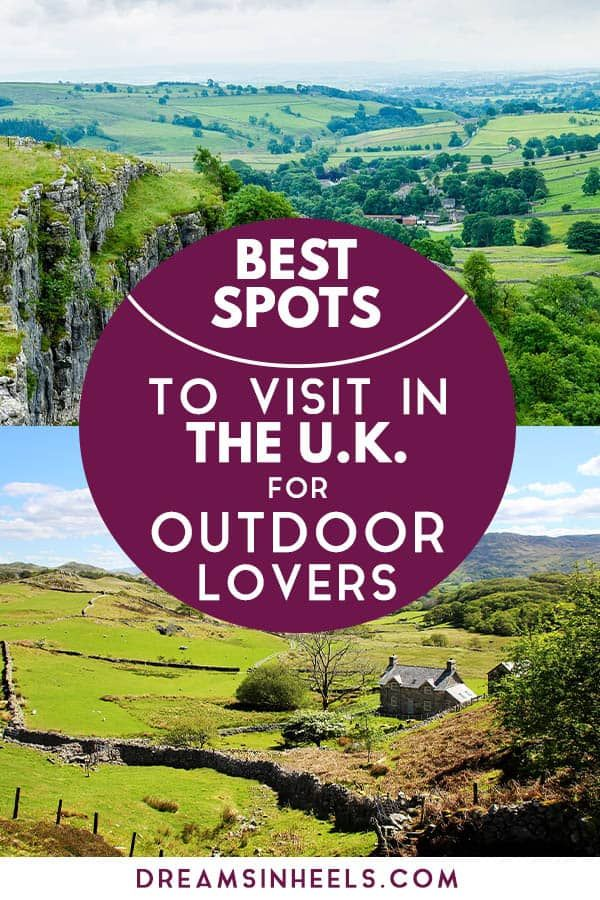 Top Places To Visit In The U K For Nature Lovers Outdoor Travel Adventure Europe Trip Itinerary Europe Travel Guide