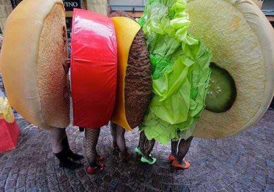 Group Hamburger!