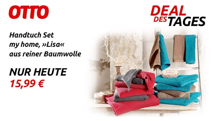 Otto Deal des Tages Handtuch Set