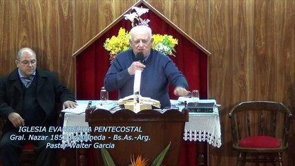 Iglesia Evangelica Pentecostal. Dando testimonio que Jesus es el Salvador. 02-10-2016 -