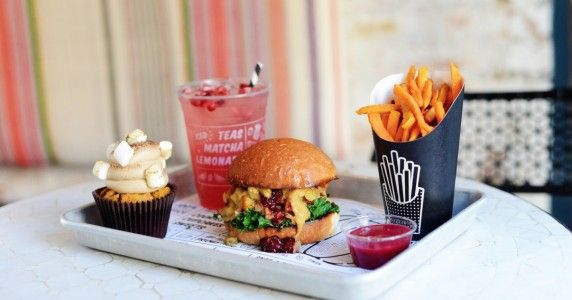 Vegan Lobster Rolls and Clam Chowder? Famed Plant-Based Restaurant Opens Boston Location. By Sarah Von Alt - February 28, 2017