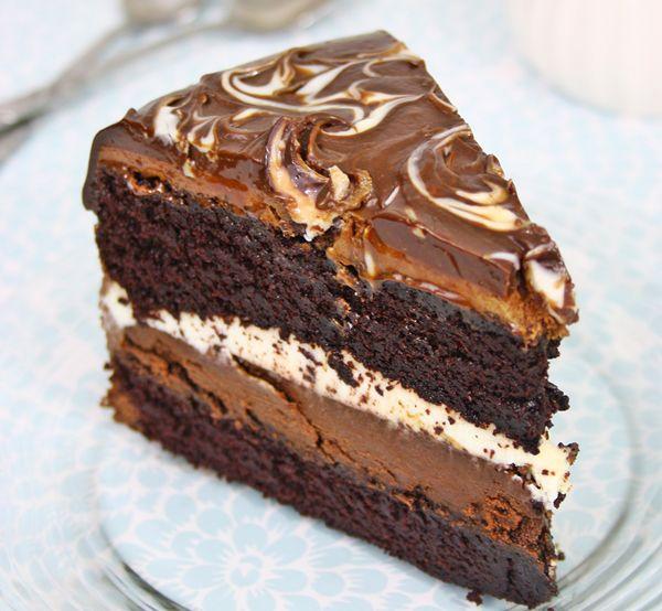 Costco Tuxedo Mousse Cake Recipe
