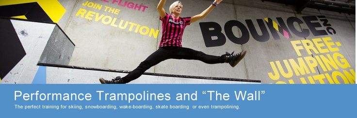 Bounce Melbourne: Performance Trampolines
