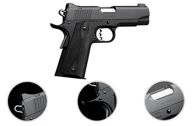 KIMBER PRO CARRY II 9MM - $758.88