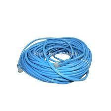 Câble réseau CAT 5e UTP 25m  Points forts Catégorie 5e (100 MHz) Fonctionnalités CAT 5e UTP AWG 26-7. Gaine PVC 2 connecteurs RJ45