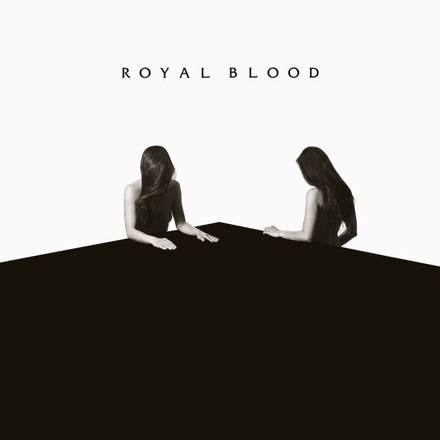 """""""Lights Out"""" by Royal Blood added to Walk Like A Badass playlist on Spotify From Album: Lights Out"""