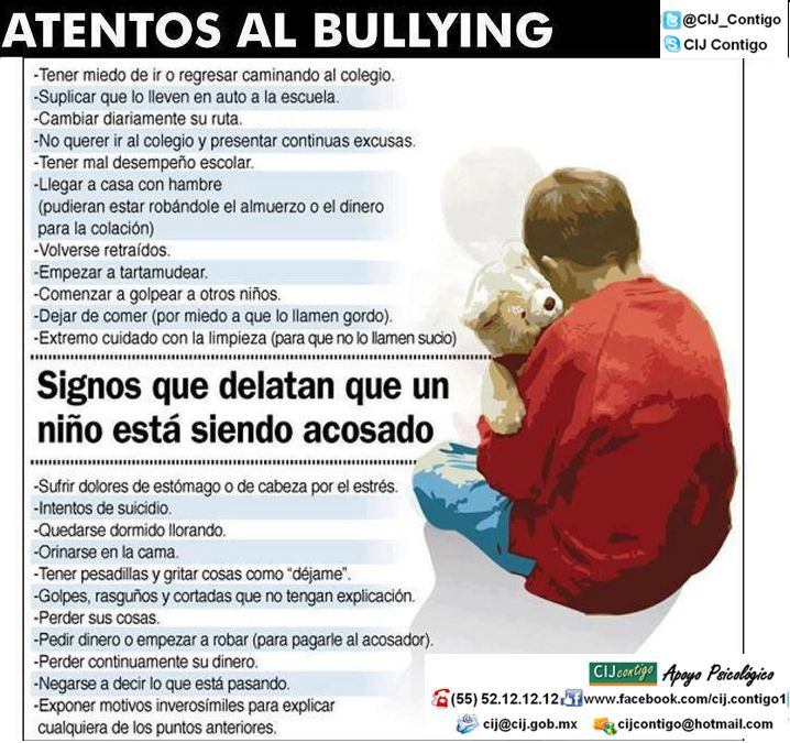 No al #Bullying