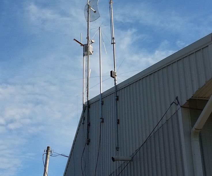 So you want to get an antenna or other instrumentation high into the air? But…