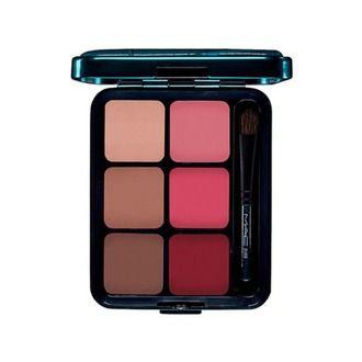 MAC Seductions Collection, 6 Warm Lip Palette