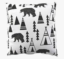 Cushions // Bears - Pom le bonhomme