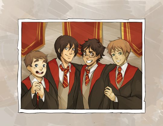 a marauders plan healing pronglet and padfoot chapter 6