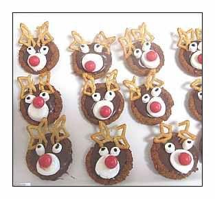 Rudolph Tartlets