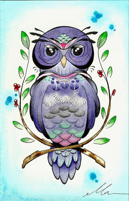 Cute Owl Tattoo Designs - Bing Images