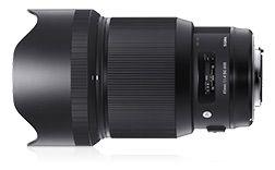 Sigma 85mm F1.4 Obiektyw Przegląd artystyczny: nowy standard