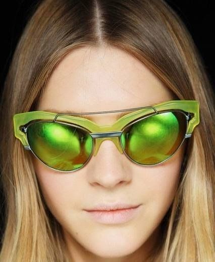 Top Sunglasses trends S/S 2014