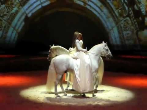 CAVALIA horse show at FL State Fairgrounds - I saw the show in Las Vegas and was wowed!