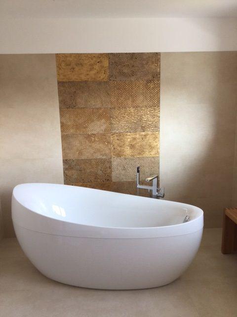 Die 25+ Besten Ideen Zu Freistehende Badewanne Auf Pinterest ... Freistehende Badewanne Einrichten Modern