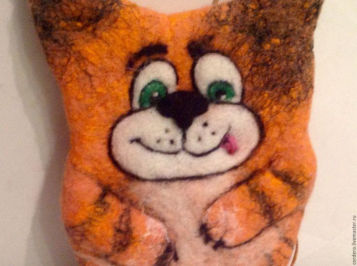 Купить Чехол для телефона Рыжий кот - чехол для телефона, чехол, чехол для мобильного, чехол для iphone